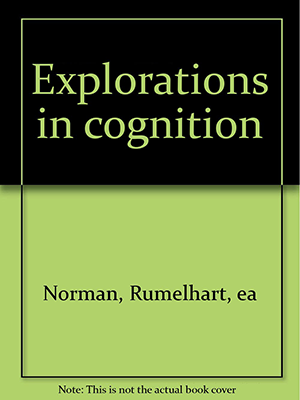 Explorations in Cognition